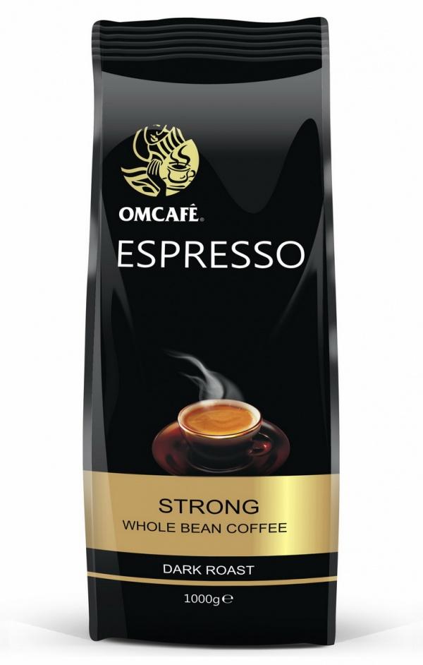 OMCAFÉ Espresso Strong