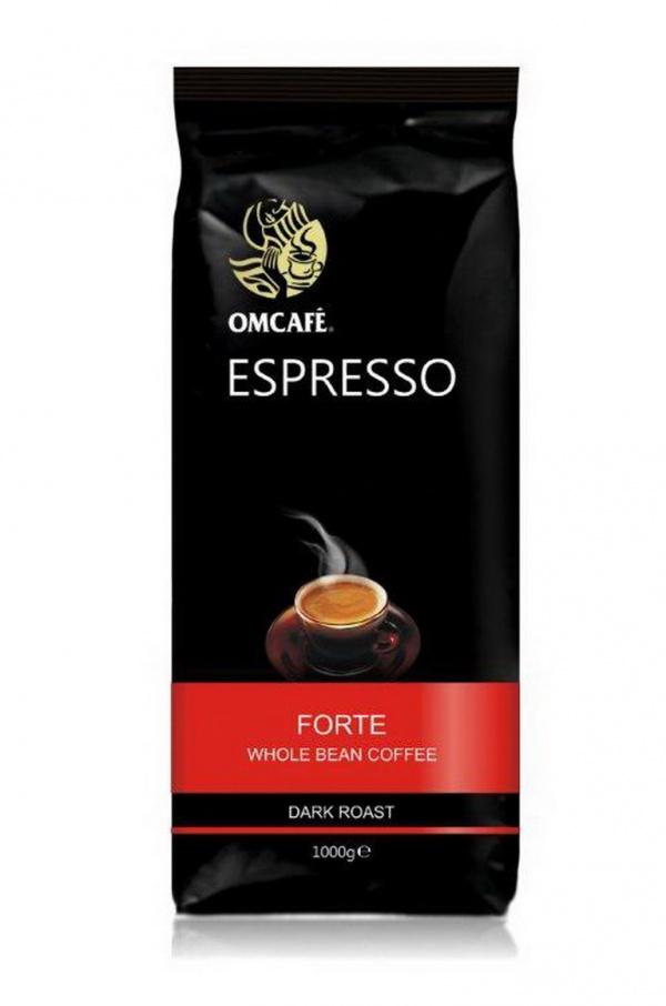OMCAFÉ Espresso Forte