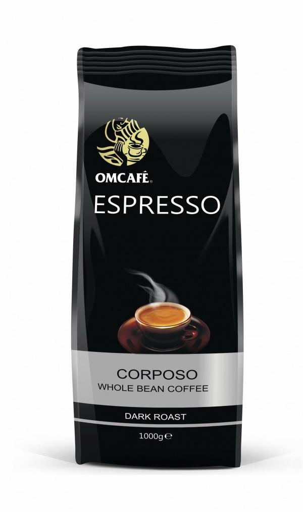 OMCAFÉ Espresso Corposo