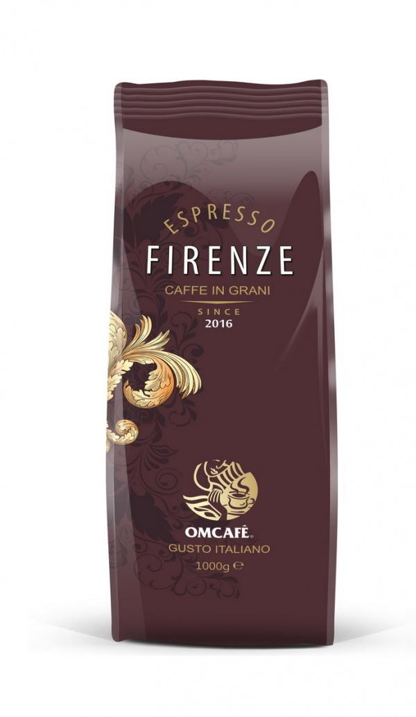 OMCAFÉ Espresso Firenze