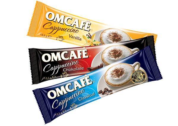 OMCAFÉ Cappuccino