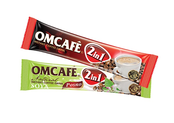 OMCAFÉ 2 in 1