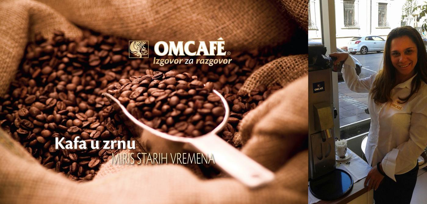 OMcafe Premium Kafa u zrnu